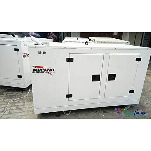 Mikano Soundproof Diesel generators