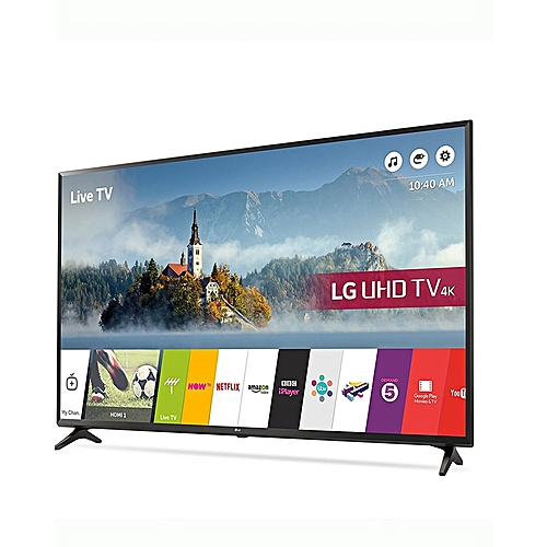 LG TV prices in Nigeria