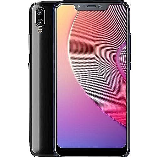 Infinix HOT S3X (X622) 6 2-Inch HD+ Full View (3GB,32GB ROM) Android 8 1  Oreo, (13MP + 2MP) + 16MP Dual SIM 4G Face Unlock Smartphone - Milan Black