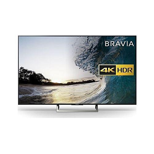 7de010fbb Sony 55 Inch Smart LED TV 4K Ultra HD – KD-55X80E – Black   FULL ANDROID TV
